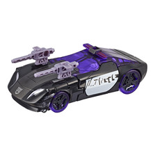 サイバトロンのため包囲戦争 D 級バリケード車ロボット用コレクションアクションフィギュア