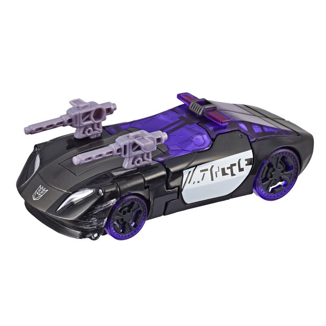 Siege War For Cybertron D Class Barricade Car Robot Classic Toys For Boys Collection Action Figure