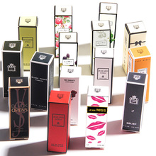 100PCS 3ML Perfume For Men And Women Atomizer Bottle Glass F