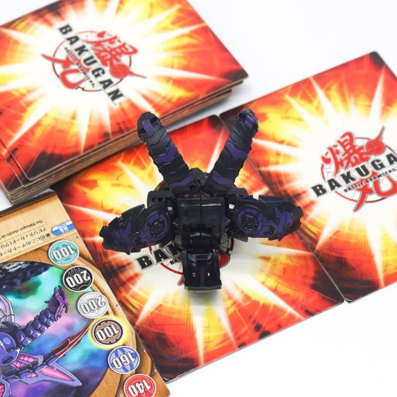 TAKARA TOMY Battle Planet Toys BAKUGAN Deformation Ball Dragonid Brawlers Fight Arean Spining Top Game Toys For Children