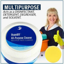 Top Sale Stain Of All-purpose Cleaner Removes Stuck-on Dirt Home Cleaning Cleaner 1 X Stainoff All-purpose Cleaner+1xsponge @45(China)