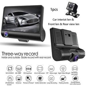 4.0 Inch Car DVR Camera Full H