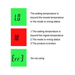 Image 5 - Digital Infrared IR Thermometer Non contact Surface LCD Gun Temperature Meter Monitor 32C~42.9C