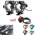 Pour Ducati 400 620 695 696 796 821 797 900 MONSTRE M400 Moto lumière led phare Lampe Auxiliaire U5 PROJECTEUR Moto Lumière