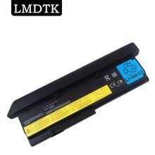 LMDTK ใหม่ 9 เซลล์แบตเตอรี่แล็ปท็อปสำหรับ ThinkPad X200 X200s X201 Series 42T4834 42T4535 42t4543 42T465042T4534 จัดส่งฟรี