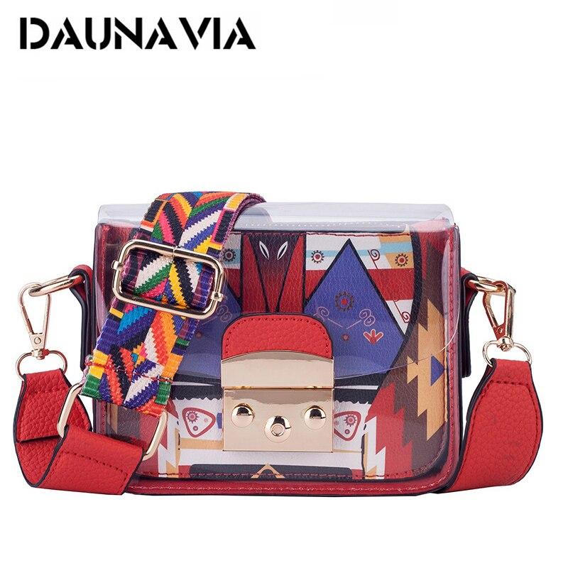 DAUNAVIA Women Shoulder Bag Fashion Chain Messenger Crossbody Bags New Luxury Handbags Women Bags Designer Bags For Women 2019