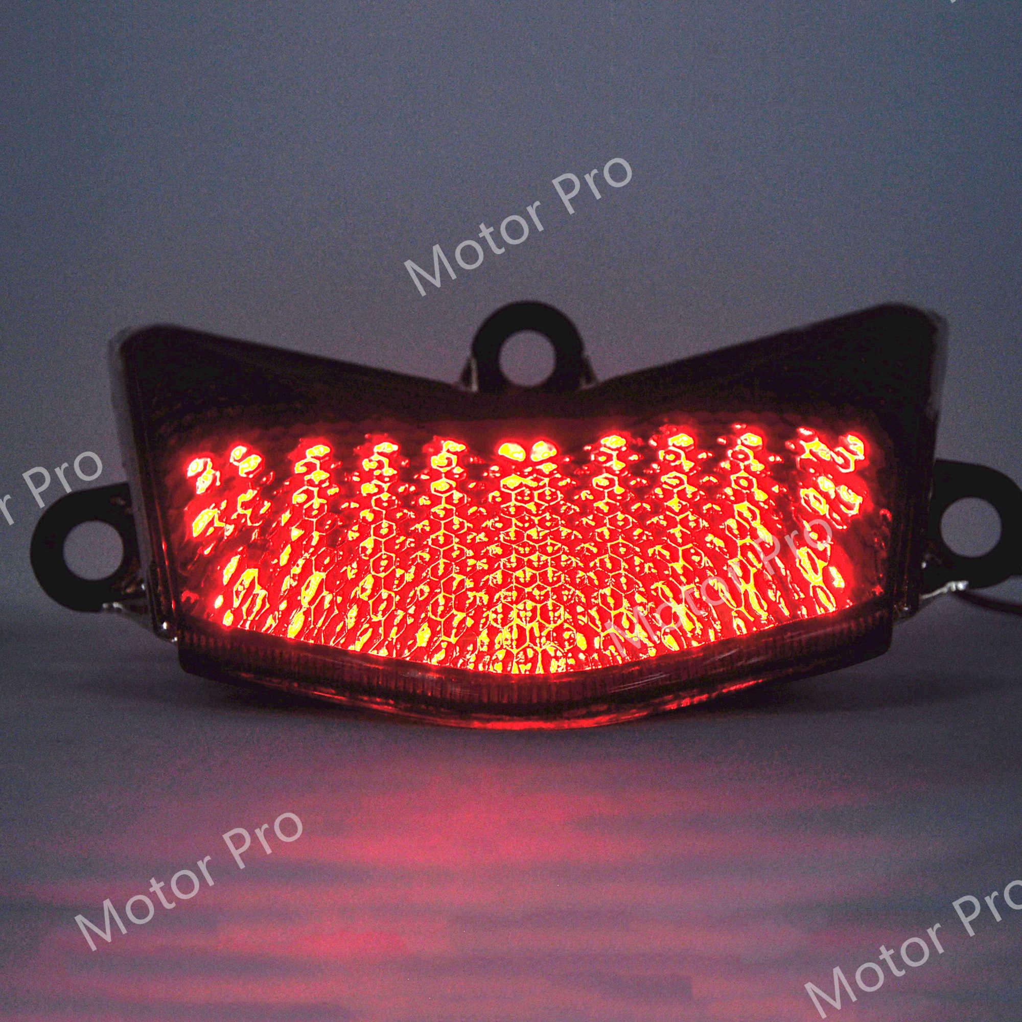 LED Tail Brake Light Turn Signals for 2004 2005 Kawasaki ZX1000 Ninja ZX10R ZX10