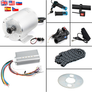 72V 3000W Elektrische Scooter Conversie Kit Bldc Mid Drive Motor Bike Benzine/3 Speed/Display Gasklep elektrische Motor Voor Fiets(China)
