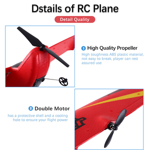 Image 3 - Z50 RC Flugzeug 2,4G Drahtlose RC Air Flugzeuge EPP Schaum Gebaut Gyro Segelflugzeug 300mAh RC Flugzeug Radio gesteuert Flugzeug Spielzeug für Jungen Kid