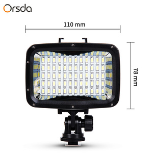 Image 4 - Gopro licht 40m Unterwasser Wasserdicht Tauchen Kamera Licht Lampe mit Hoher Helligkeit LEDs für GoPro Xiao Yi SJCAM Action kamera