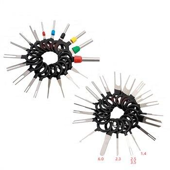 Pinza de presión para cables eléctricos, Kit de extracción de terminales de...