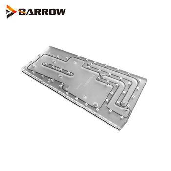 Barrow waterway Plate for INWIN TOU 2.0 computer case clear water cooling reservoir,large capacity Water tank ,5v 3pin YGT20-SDB