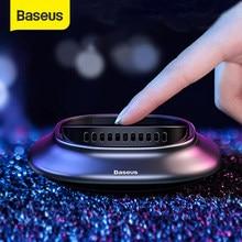 Baseus Auto Parfum Luchtverfrisser Legering Mini Auto Aromatherapie Natuurlijke Aroma Geur Voor Auto Solide Auto Air Diffuser
