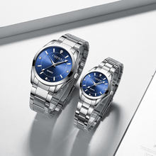 Парные часы 2020 женские наручные водонепроницаемые кварцевые