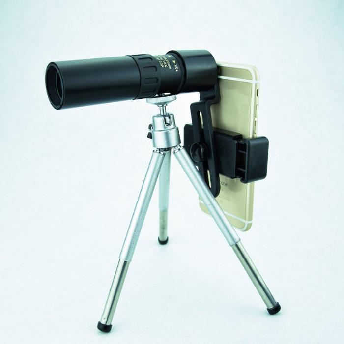 Binóculos nikula 10-30x25 zoom telescópio monocular caça
