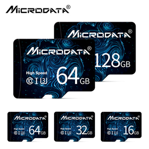 Best Hot Micro SD Card Class10 memory card 64 gb 128 gb Mini microSD flash drive 16gb 32 gb cartao de memoria TF Card For Phone