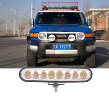 цена на ECAHAYAKU 40W LED Work Light Bar Combo 6 inch Offroad Car ATV 4WD Pickup 4X4 Motorcycle Boat Camper AWD Truck Driving Headlight