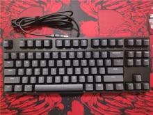 Ikbc C87 Tkl Mechanische Toetsenbord Tenkeyless C87 Pbt Keycap Cherry Mx Zilver Switch Bruin Snelheid Non Backlit Gaming Toetsenbord