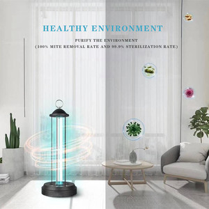 Image 5 - UV Light Disinfection UV Disinfection Lamps Ozone lamp Kill viruses ,living room bedroom hotel hospital germicidal lamp