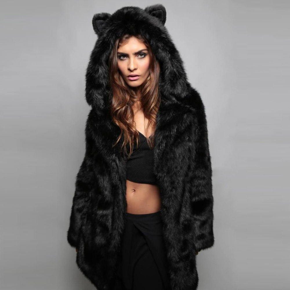 Black Bear Coat