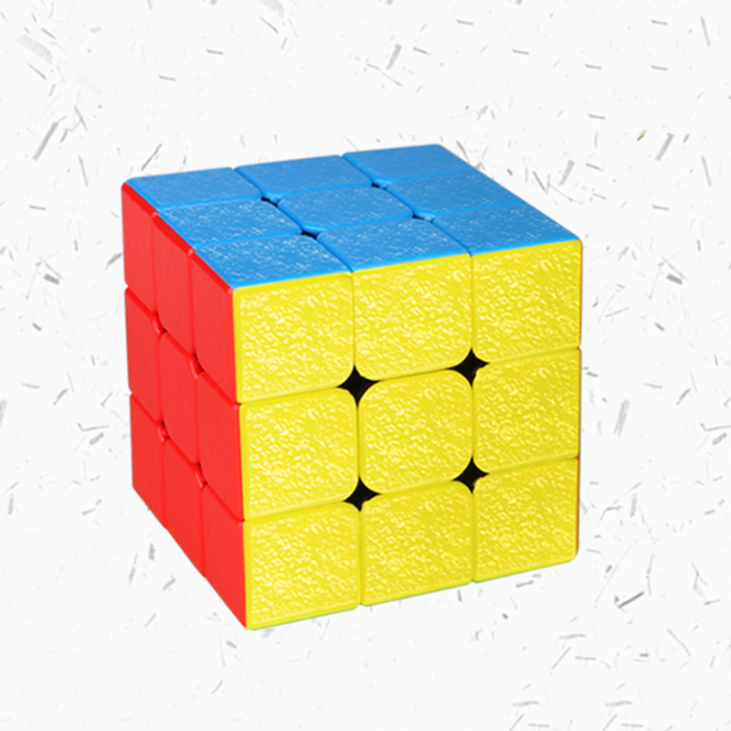 Shengshou GEM Speed Cubing 3x3x3 Magic Cube Puzzle Toys For Competition Challenge - Colorful Cubo Magico