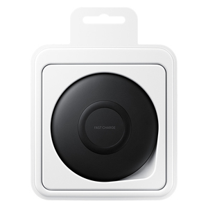 Image 2 - EP P1100 10W Veloce Qi Wireless Pad Caricabatterie per Il Samsung Galaxys S10 S10E S9 S8 S7 Bordo Più W2017 Kelly note Volte 9 8 7 Fe S Lite