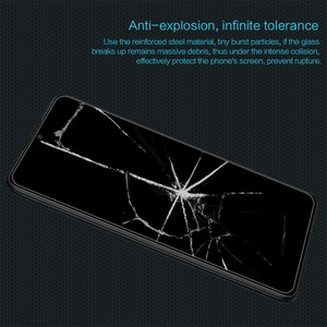 Image 3 - מזג זכוכית עבור Xiaomi Redmi הערה Note 8 Pro פרו מסך מגן Nillkin מדהים H אנטי פיצוץ 9H זכוכית סרט עבור Redmi Note8 Pro פרו