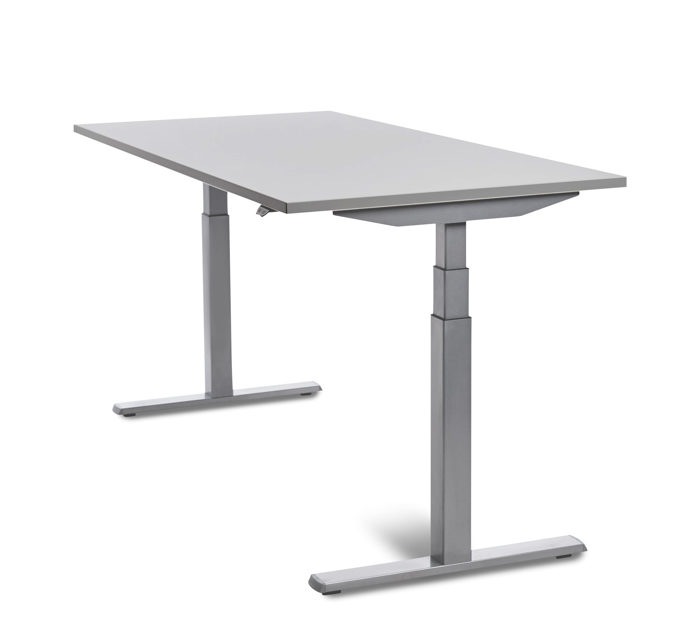 180cm HEIGHT ADJUSTABLE ELECTRICALLY DASH TABLE COLOR GREY