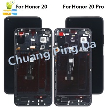 6.26 For Huawei Honor 20 Pro LCD Display Touch Screen Digitizer Assembly For honor 20 YAL L21 lcd screen + replace tools