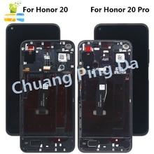 Pantalla LCD de 6,26 pulgadas para Huawei Honor 20 Pro, montaje de digitalizador con pantalla táctil para honor 20 YAL L21, pantalla lcd + herramientas de reemplazo