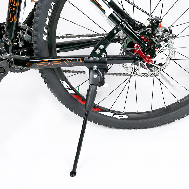 Bicycle Mountain Bike Bicycle Support After Support Bicycle Clip Semi-Aluminium Alloy Foot Brace Discontinued Rack 26-Inch