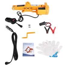 Oversea-cric de levage électrique automatique | Voiture automobile 2 tonnes 12V DC Garage et équipement d'urgence