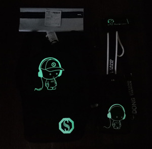 Image 3 - Аниме световой Оксфорд школьный рюкзак для верховой езды сумка под 15,6 дюймов с зарядка через USB Порты и разъёмы и блокировки школьная сумка для мальчиков и девочек