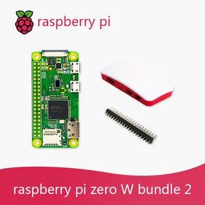 Image 3 - ラズベリーパイゼロワット DEV キット 1 2.4ghz のシングルコア CPU 512 メガバイトの RAM 2.4 3g 無線 Lan 、ブルートゥース 4.1 バンドル含めるミニ HDMI uUSB ケーブル