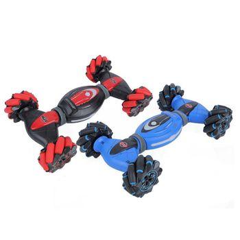 Remote Control Stunt Toy Car 2.4G Gesture Sensing Four-Wheel Stunt Car Children