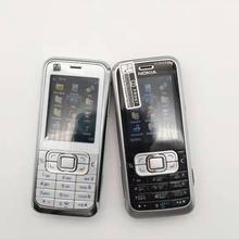 Nokia 6120 классический мобильный телефон разблокированный 6120c 3g смартфон и один год гарантии отремонтированный