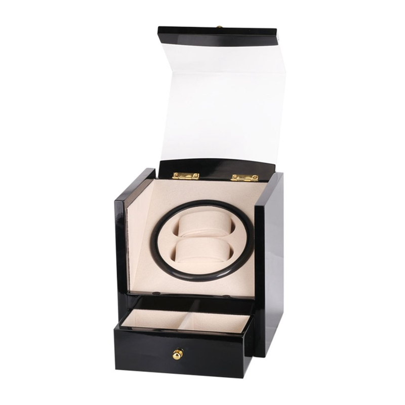 Automatic Watch Winder for Mechanical Watch Box Holder Display Jewelry Storage Watches Case