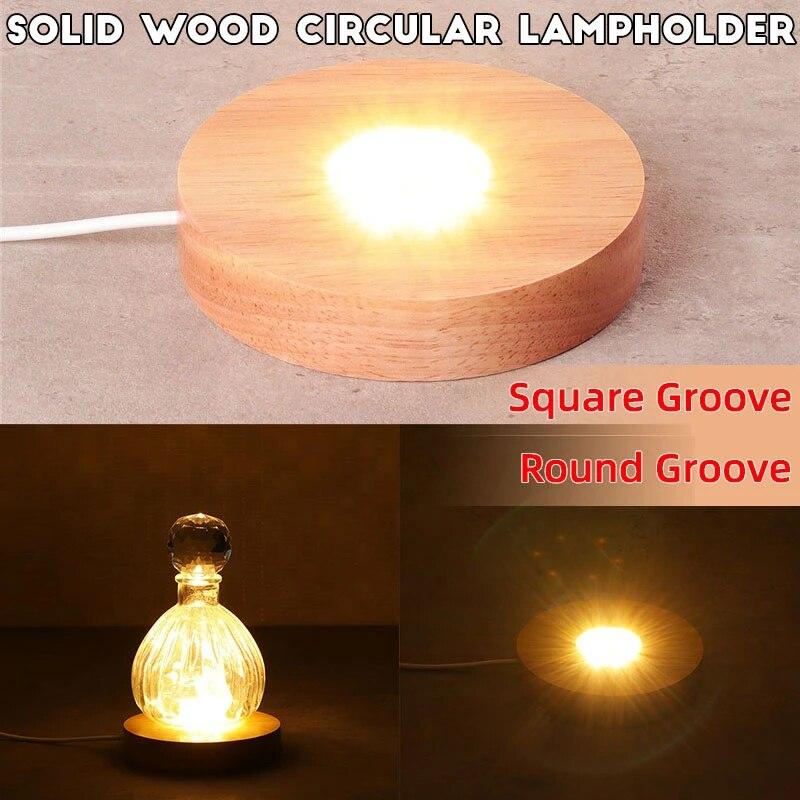 wood lamp base oak nordic pendant simple desk light bedside lights high quality diy light parts lamp bases for vintage led light