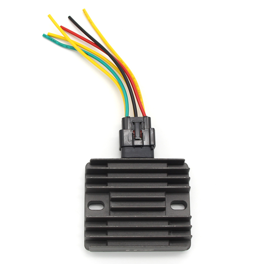 6D3-81960-00-00 68V-81960-00-00 Voltage Regulator Rectifier For Yamaha T-TLR F-TLR F-TXR LF-TXR//Mercury Mariner Outboard 881346T 4-Stroke 60-115 HP