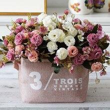 1 комплект, европейские маленькие гвоздики, искусственные цветы,, домашняя фотография, мягкие материалы для художественного творчества «сделай сам»