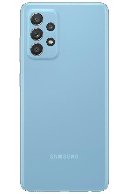 "Original Samsung Galaxy A52 5G A5260 256GB【98% New】Unlocked Dual Sim Cell Phones 6.5"" 8GB RAM Snapdragon Chipset Octa Core NFC 5"
