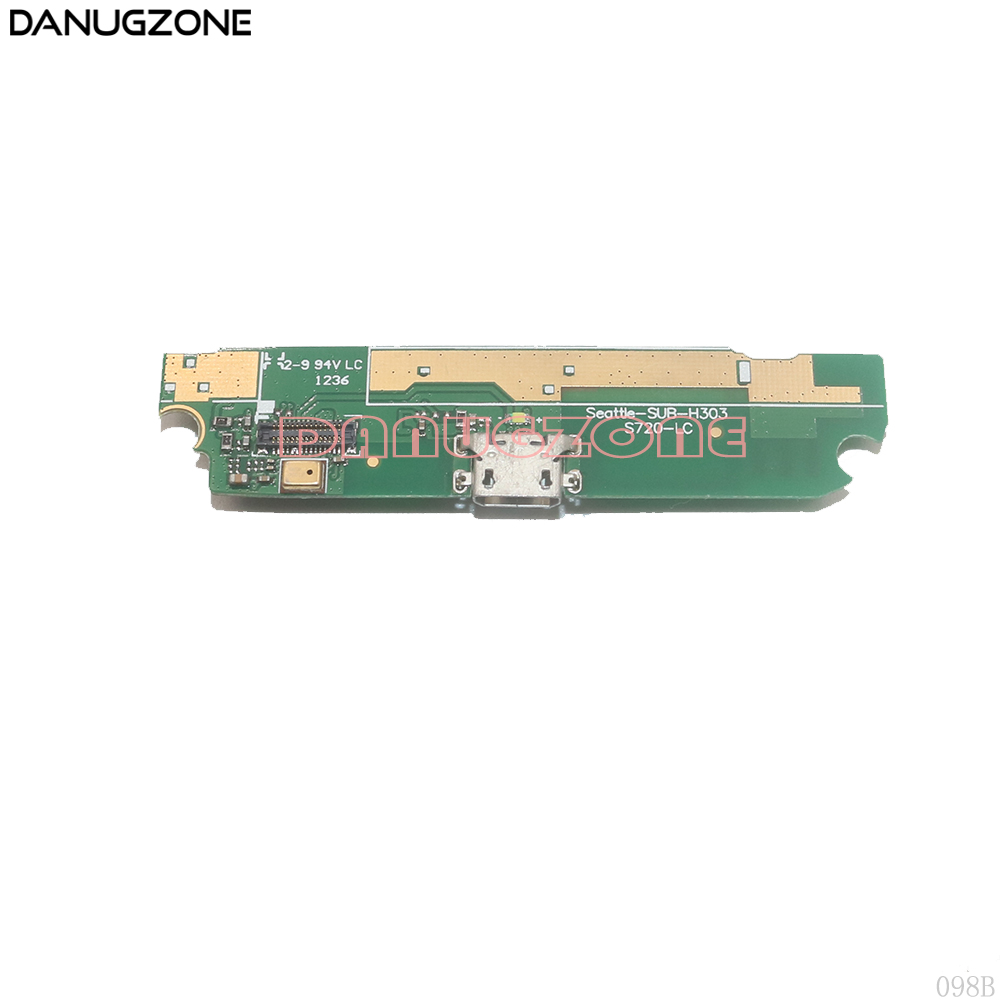 USB Charging Dock Port Socket Jack Plug Connector Charge Board Flex Cable For Lenovo S720 S720E S720i