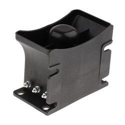 30W 8 Ohm głośnik tubowy cofania Alarm 110db czarny do uniwersalnego samochodu