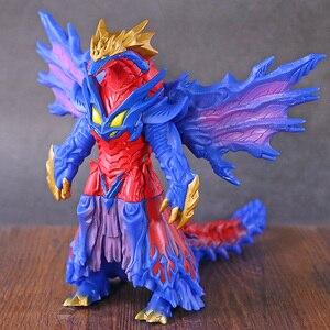 Image 2 - Ruebu Ultraman R/B Kaiju Boss Reugosite PVC Action Figure Figurine Model Toy