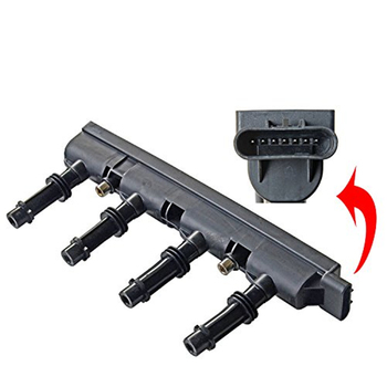 Car Ignition Coil Pack Auto Engine Ignition Coil 55579072 Fit for Buick Encore/Cadillac/Chevrolet Cruze Trax Volt