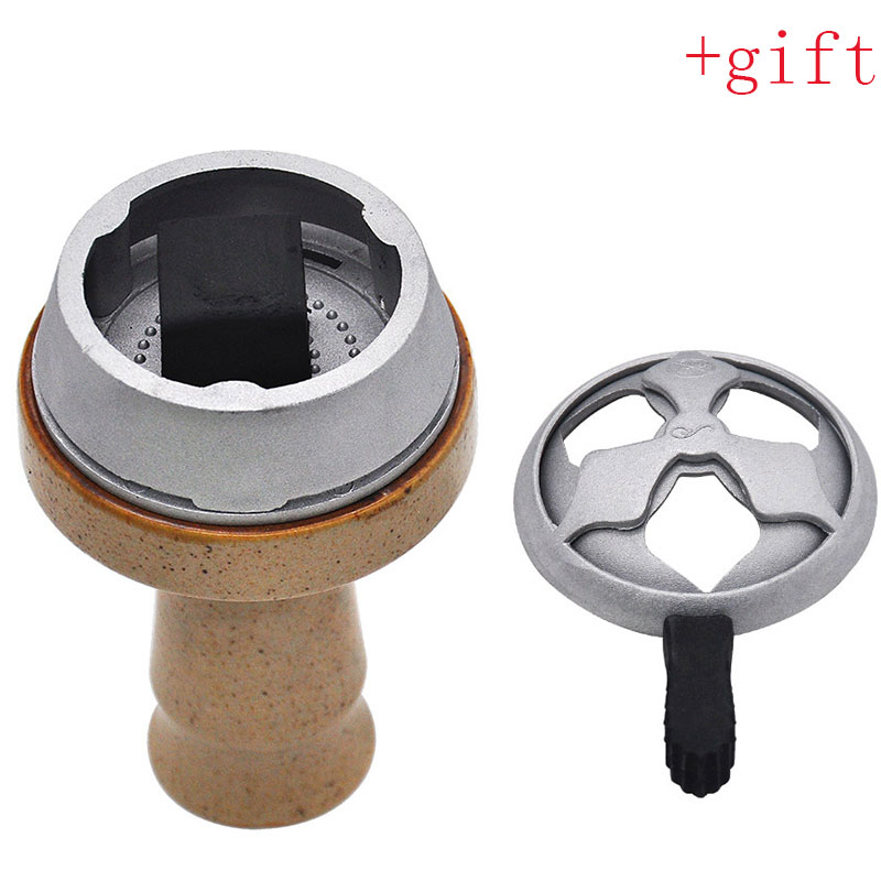 Hookah Charcoal Holder Provost Heat Management System Stainless Steel Shisha Bowl For Hookah Bowls Shisha Accessories Chicha Nar