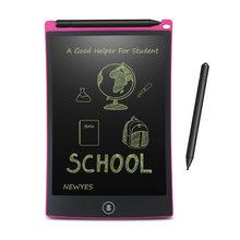 NEWYES – tablette d'écriture LCD, 8.5 pouces, pour dessin Digital, surface électronique Portable, planche ultra-fine