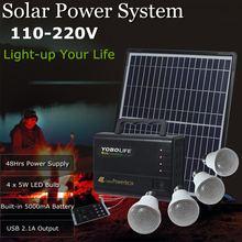 18 в генератор солнечной энергии светодиодный светильник USB зарядное устройство солнечная панель генератор энергии перезаряжаемый морской светодиодный свинцово-кислотный аккумулятор