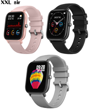 P8 Smart Watch Wristband Men Women Fitness Bracelets Sport Clock Sleep Heart Rate Monitor Smartwatch Tracker for Android IOS
