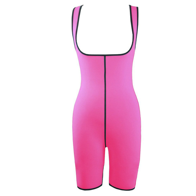 Ultra Neoprene Corset Bodysuit, Inner and Outer Wear Abdomen Belt Corset, Sports Sweat Wicking Bodysuit Gym Clothes 4